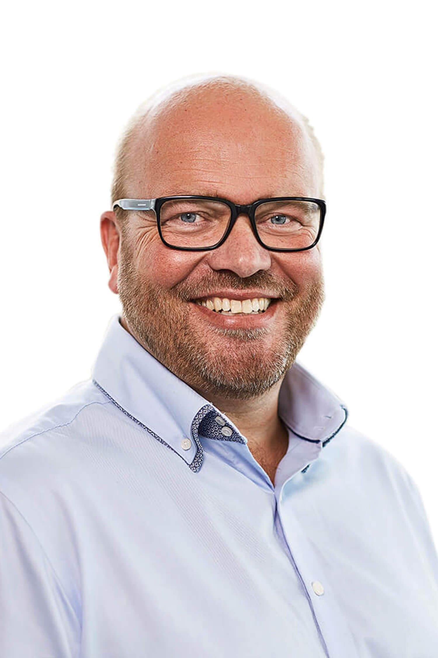 Finn Damkjær Pedersen